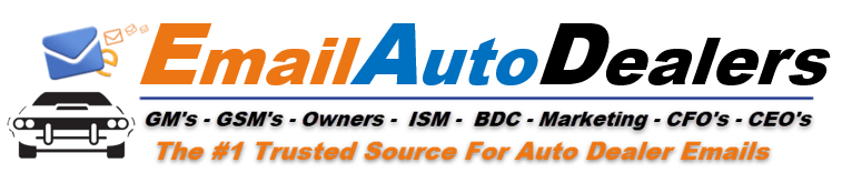Automotive Mailing Lists/Database - About Email Marketing List Providers